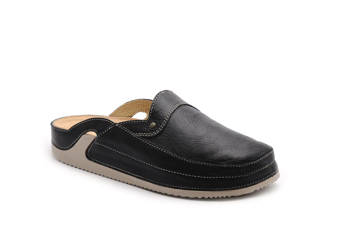 f7e2138f260a Pantofle SANDY zdravotní obuv dámská bílá 5S-J11 Medistyle (plná ...