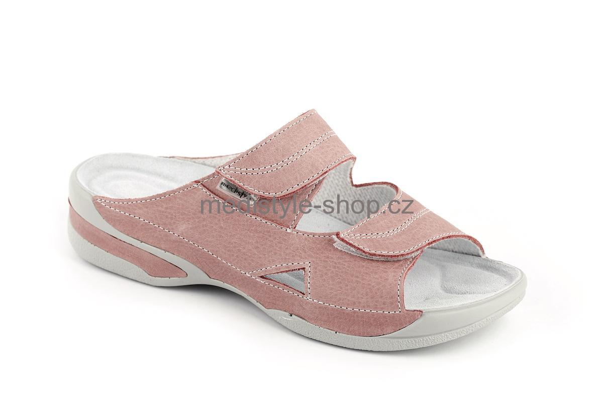 a2bcbd751a5b Popis · Související zboží (2) · Komentáře (0) · Parametry. Zdravotní dámská  relaxační obuv.