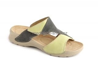 36dda6ac8a08 Pantofle DITA zdravotní obuv dámská Medistyle empty